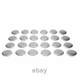 1000Pcs/Set 2.28 58mm /Bottom Cover Pin Button Parts for Badge Maker Machine