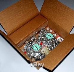 1000 1 Ceramic Magnet Button parts for Pin Maker / Badge Machine lot 1k