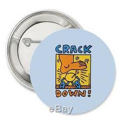 1-1/2 37mm KIT! N4 Pro Badge Button Maker+100 Pin Badge+Plastic Circle Cutter