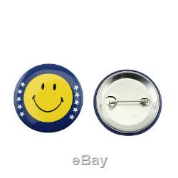 1/25mm 2.28/58mm Button Maker Badge Punch Press Machine Pin Buttons Dia Mould