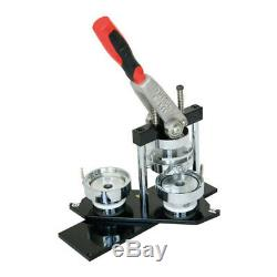 1(25mm) Manual Round Button Maker Badge Making Machine Swing Type Mold Plate