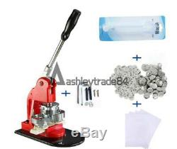 1 (25mm) Round Badge Maker Machine for Making DIY Badge Buttons