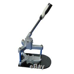 1-3/4 (44mm) Aluminum Round Badge Maker Machine for Making DIY Badge Buttons
