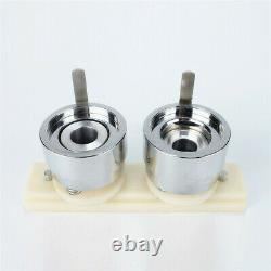 1.73 Inch/44mm DIY Badge Pin Making Mould Button Maker Punch Press Machine
