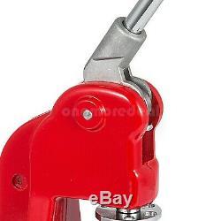 1.73'' Round Badge DIY Button Pin Button Maker Machine 44mm Fantastic Maker dl45