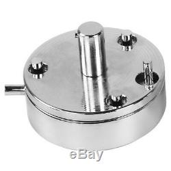 1.75 Button Maker Machine 44mm with 500 Buttons Circle Badge Punch Press Pin US