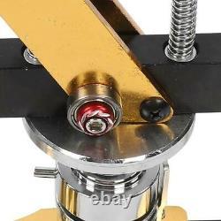 25mm 1 Button Maker Machine 1000 Buttons Making Kit Bags Badge Maker