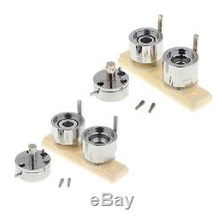 25mm Badge Pin Making Mould for Button Maker Punch Press Machine Metal DIY