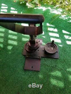 2 1/4 Badge Button Maker Machine Press BP-225 QLT