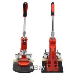 2.2'' 56mm Round Badge Buttons Maker Machine for Badge Pin Punch Press Making
