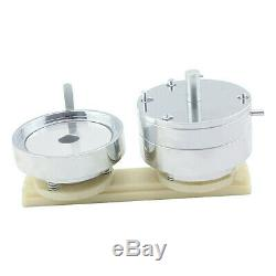 2.95 Inch/75mm DIY Badge Pin Making Mould Button Maker Punch Press Machine