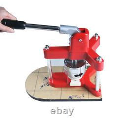 32mm Button Badge Maker Machine for Making 32mm Round Badges