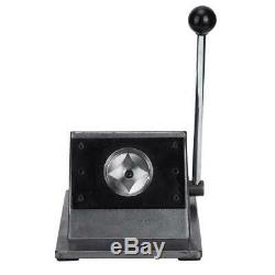 44mm Manual Circle Round Cutter Button Badge Maker Machine 54mm Cutting Diameter