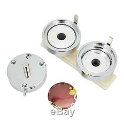 58mm High Quality DIY Badge Maker Mold Round Button Mold Badge Making Machine