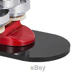 75mm(3) Button Badge Maker press 500 Pcs free buttons circle cutter making kit
