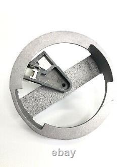 Badge-A-Matic 1 Button Maker Machine 2.25 Manual Press With BONUS Circle Cutter