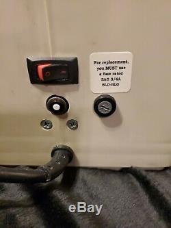 Badge-A-Matic II Button Maker Machine