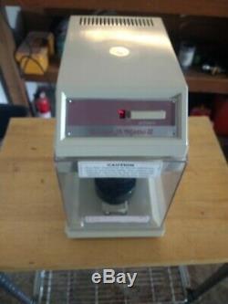 Badge-A-Matic II Electric Button Maker Machine