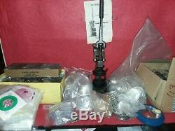 Badge-A-Minit 2 1/4 Button Maker Bench Press and A-Matic 2 System Set