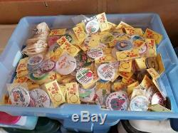 Badge-A-Minit Button Maker Press Craft lot with vector clip-art & tons of blanks