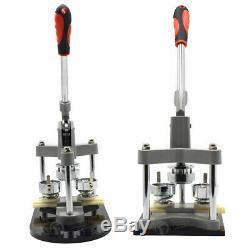 Badge Button Pin Maker Machine Punch Press 25/32/37/44/50/56/58/75mm