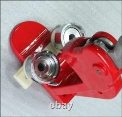 Badge Machine Button Pin Maker, Badge Maker Machine 58Mm Badge Printer Red New og