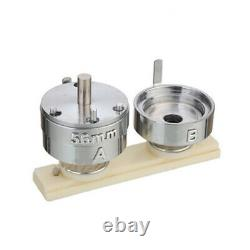 Badge Punch Press Die Mould for Round Button Maker Badge Machine 25-75mm