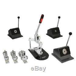 Buttonmaschine Buttonpresse Buttons Anstecker Badgemaker & Button-Schneider