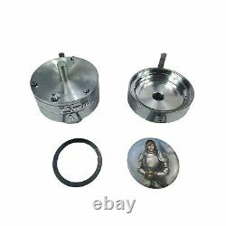 Dawei Badge Punching Die Round Rotate Type Button Mold Badge Maker Part Compa