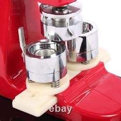 VEVOR Button Badge Maker Machine with Button Parts and 1Inch Circle Cutter Butto