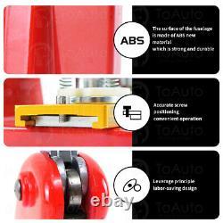 1.25 2.28 Bouton Maker Machine Badge Punch Presse 1000 Pièces Circle Cutter Us