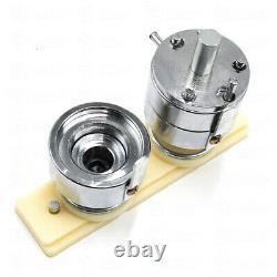 1.25 2.28 Button Maker Punch Press Machine Die Mould 500/1000 Pièces D'insigne D'épingle
