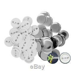 1 / 25mm 2.28 / 58mm Fabricant De Bouton Badge Poinçon Presse Machine Broches Moule Dia
