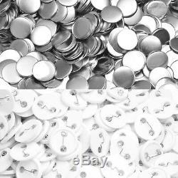 1 2.28 Cercle De Machine De Bouton Badge Fabricant Bricolage Presse Pièces De Goupille Presse Mourir Moule