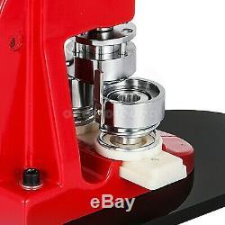 1,73 '' Bouton Rond Badge Bricolage Bouton Pin Maker Machine 44mm Fantastique Maker Dl45