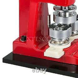 1,73 '' Bouton Rond Machine Badge Pin Maker Machine Bouton 44mm Press Maker Bricolage
