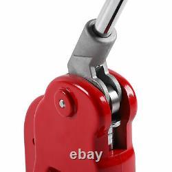 1.7/44mm Button Maker Badge Punch Press Machine 500 Button Sets Moule