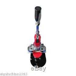 1 Machine Ronde De Fabricant D'insigne (25mm) Pour Faire Des Boutons D'insigne De Diy