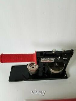1 Pouce Tecre Pin Badge Bouton Maker Machine+graphic Punch+ Pièces De Bouton