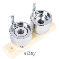 1 Presse De Poinçon De Machine De Fabricant De Bouton 1,25 2,28 + 1000 Boutons
