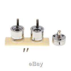 25 MM Badge Pin Fabrication De Moules Pour Le Bouton Maker Poinçonneuse Metal Machine Diy