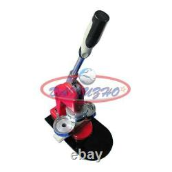 25mm 1 Bouton Maker Machine Badge Punch Appuyez Sur 100 Pièces Cutter De Cercle Outil