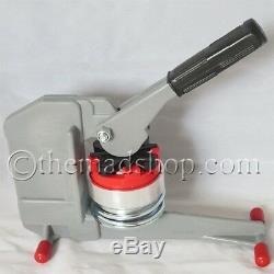 2 1/4 Pouce Set Machine De Presse Badge Machine Maker Est Livré Avec 1250 Boutons + Cutter