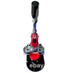 2 (50mm) Machine De Fabrication D'insignes Ronds Pour Faire Des Boutons D'insigne Bricolage