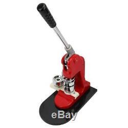 32mm Ronde Badge Maker Machine Pour Le Bricolage Badge Boutons Maker Avec Consommables