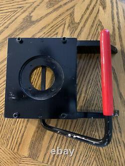 3 Tecre Modèle 300 Bouton Badge Maker Bouton Machine Avec Poinçon Circulaire 3451