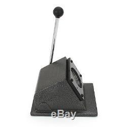 3 X Buttonmaschine Badgemaker Buttonpresse Buttonrohlinge Boutons Mit Schneider