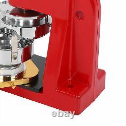 58mm/2.28 Boutons D'insigne Bricolage Machine De Fabrication D'épingles Rondes Insignes & 500pcs Boutons Partie