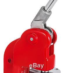 58mm (2.3) Bouton Badge Maker Appuyez Sur 500 Pcs 200-300pcs / H Machine À Fabriquer