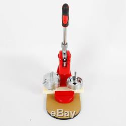 58mm Bouton Pin Maker Maker Machine Badge Avec Des Matériaux 100pcs Blanc Acrylique